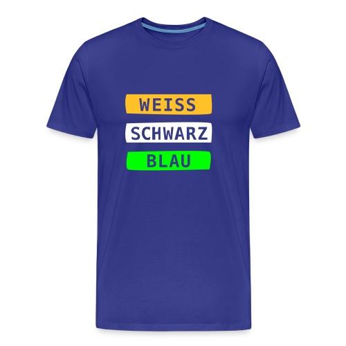 Farben02 - Männer Premium T-Shirt
