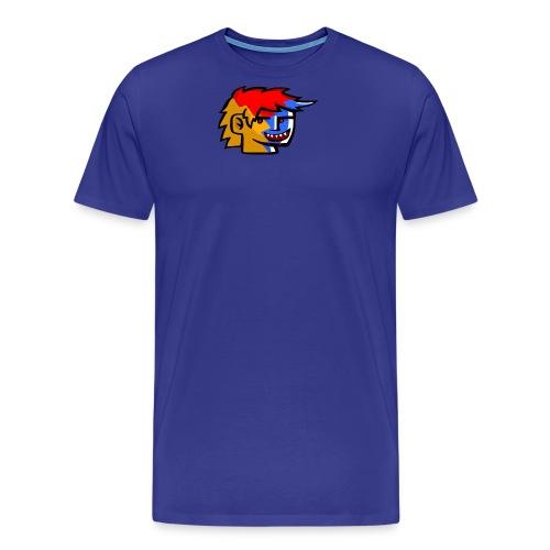 Frizo Evil T-shirt - Herre premium T-shirt