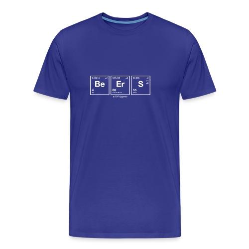 Beers Elements T-Shirt - Men's Premium T-Shirt