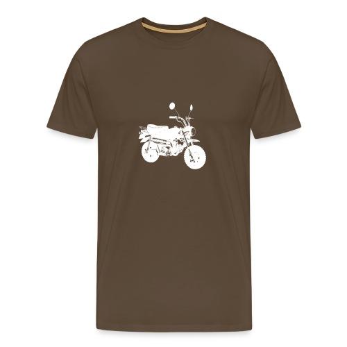MonkeyBike - Men's Premium T-Shirt