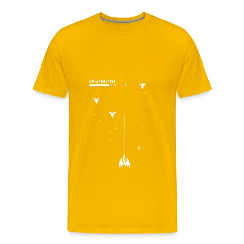 Space shooter - Men's Premium T-Shirt