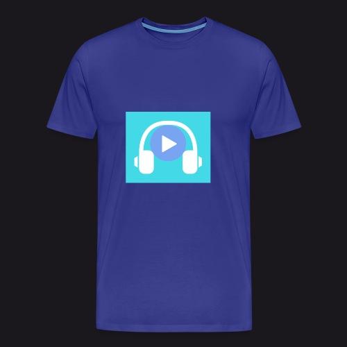 dean logo summer 2018 - Men's Premium T-Shirt