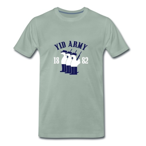 yidarmy1882 - Men's Premium T-Shirt