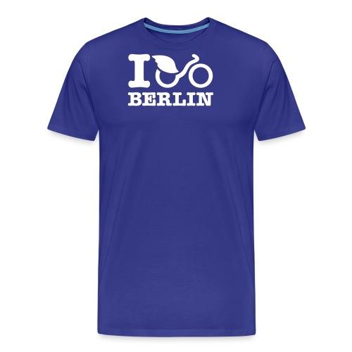 nextbike Berlin - Männer Premium T-Shirt