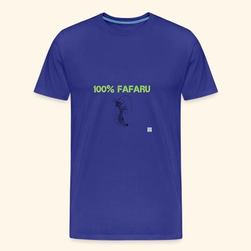 100% Fafaru - T-shirt Premium Homme