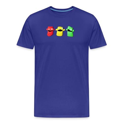 mrloveshirtfront - Männer Premium T-Shirt