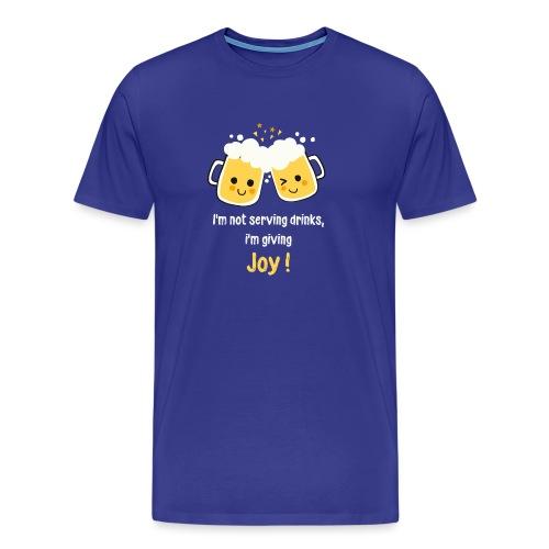 Giving Joy - Men's Premium T-Shirt