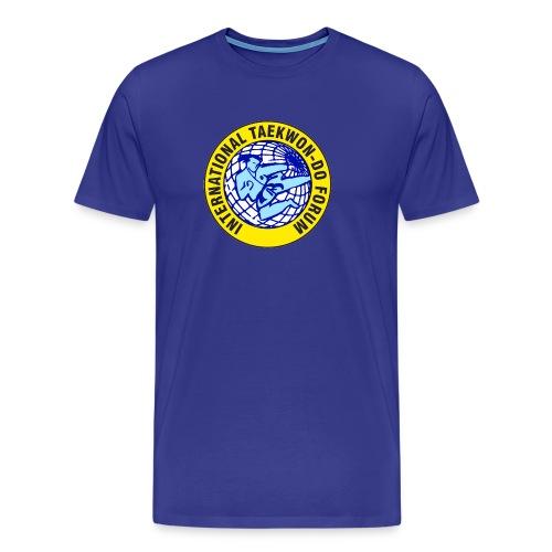 ITF TAEKWON-DO - Camiseta premium hombre