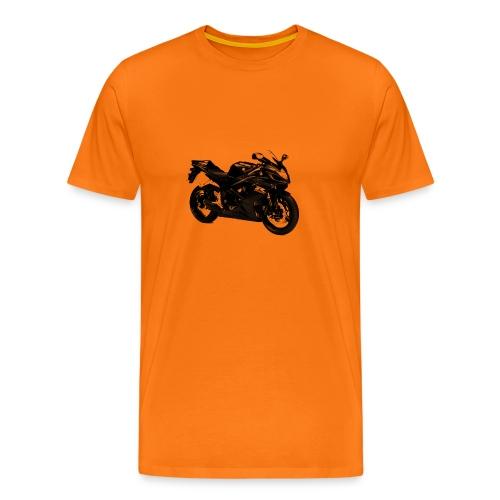 GSX R Black - Men's Premium T-Shirt