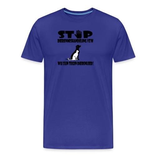 sd vzw - Mannen Premium T-shirt