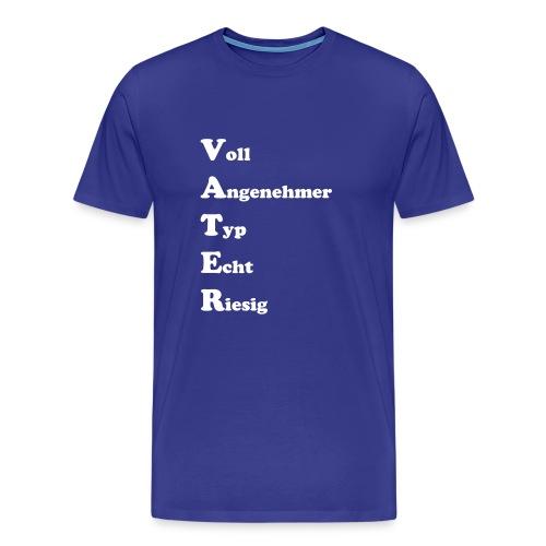 voll angenehmer typ - Männer Premium T-Shirt