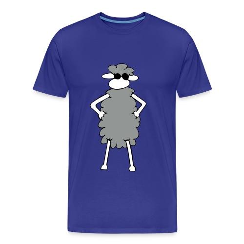 Sheep cool! - Männer Premium T-Shirt