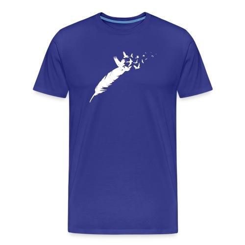 envolée png - T-shirt Premium Homme
