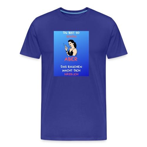 Schön hässlich - Männer Premium T-Shirt