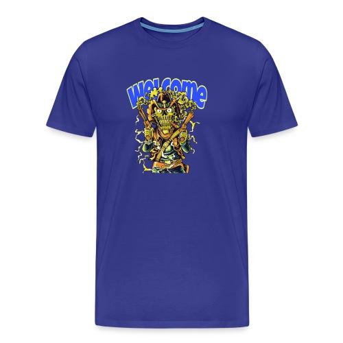 2020 03 16 - T-shirt Premium Homme