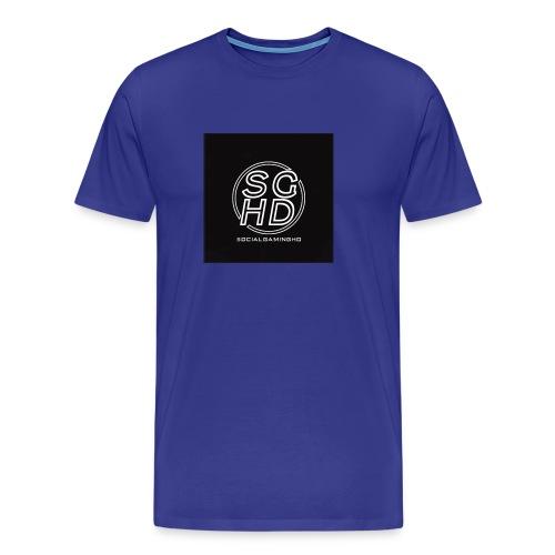SocialGamingHD merch - Men's Premium T-Shirt
