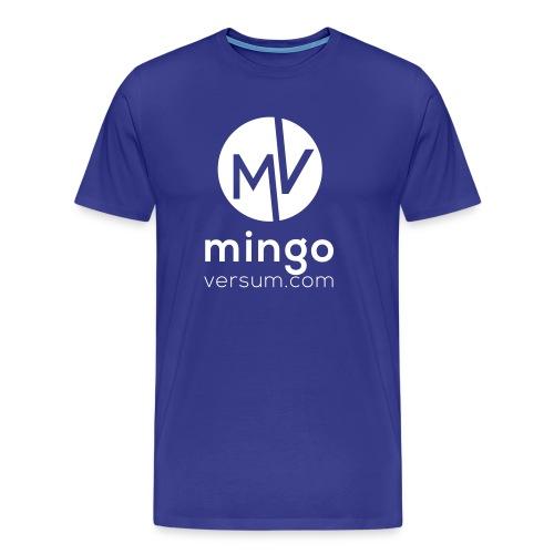 mingoversum akademie - Men's Premium T-Shirt
