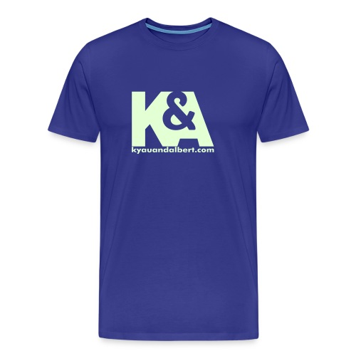 logo K A - Men's Premium T-Shirt
