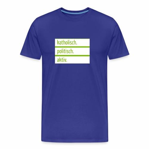 kpa jpg - Männer Premium T-Shirt