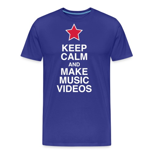 keep calm new - Men's Premium T-Shirt