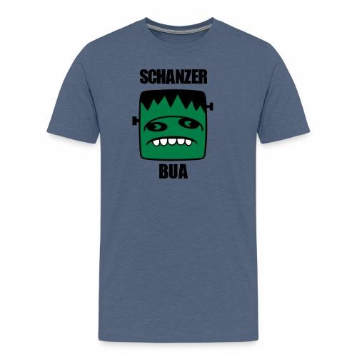 Fonster Schanzer Bua - Männer Premium T-Shirt
