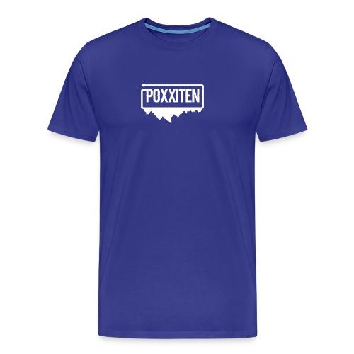 Poxxiten Merch - Männer Premium T-Shirt