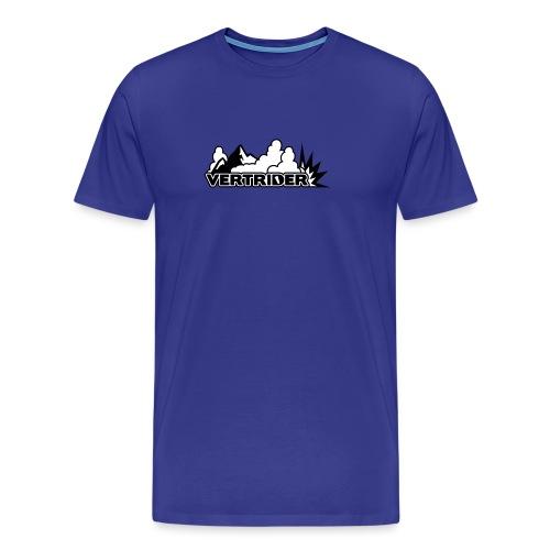Vertrider - Männer Premium T-Shirt