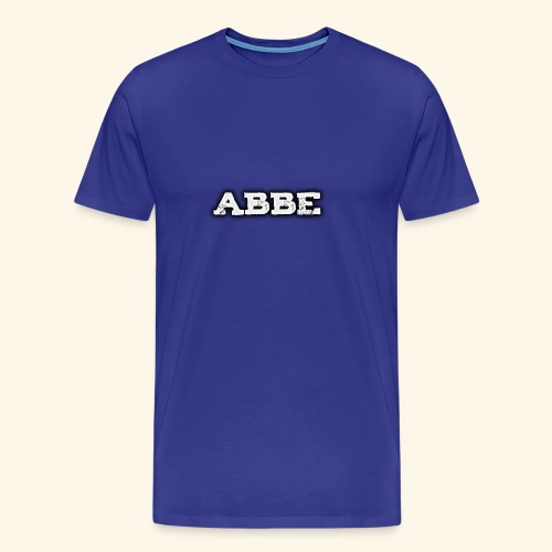 AbbeMerch - Premium-T-shirt herr