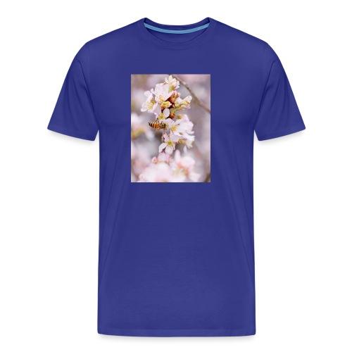 Schöne Biene 1 - Männer Premium T-Shirt