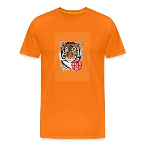 tigre1 gif - T-shirt Premium Homme