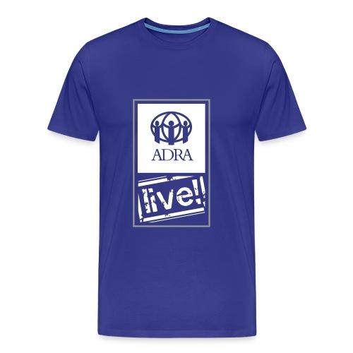 livelogo spreadshirt final cs2 - Männer Premium T-Shirt