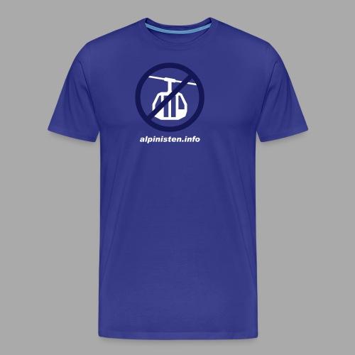gondel url - Männer Premium T-Shirt