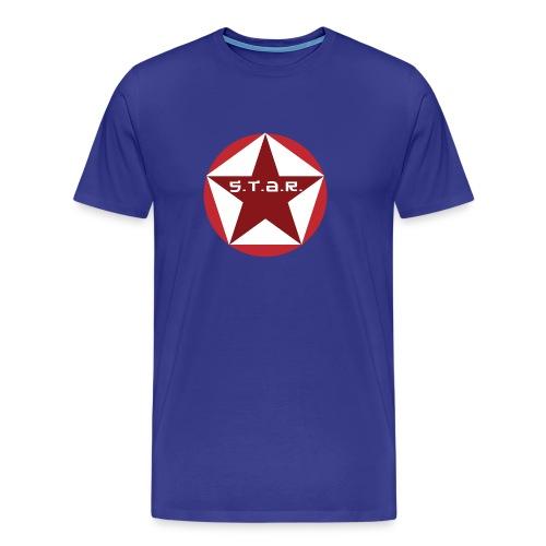 star - Mannen Premium T-shirt