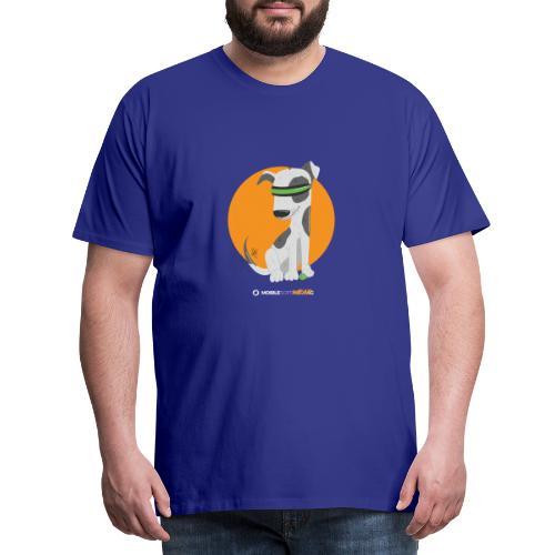 Geiler Hund - Männer Premium T-Shirt