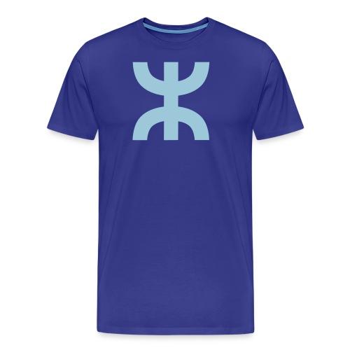 aza - Men's Premium T-Shirt