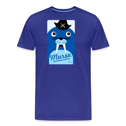 Mursu - Miesten premium t-paita