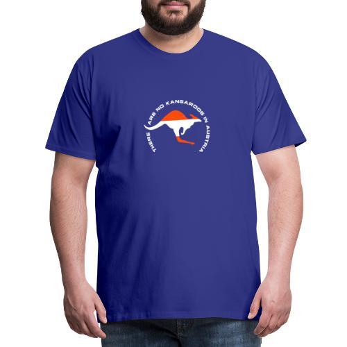 Känguru in Österreich? - Männer Premium T-Shirt