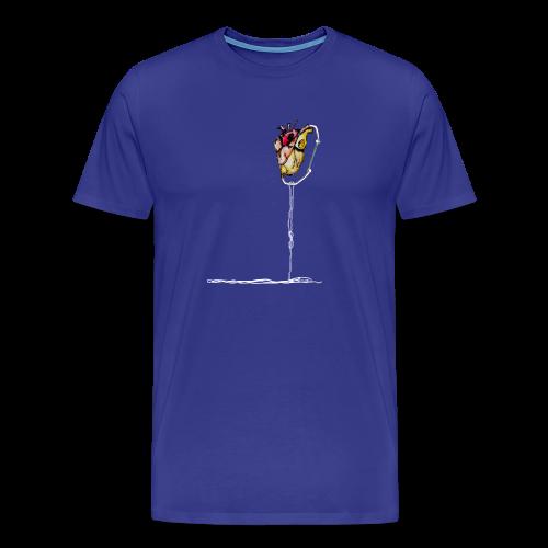 Climber Hearth - Maglietta Premium da uomo