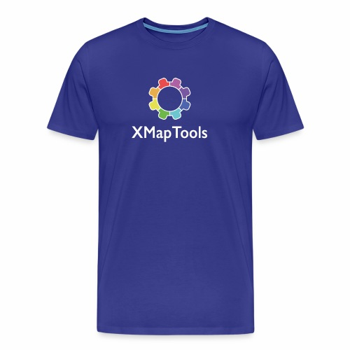 XMapTools - Maglietta Premium da uomo