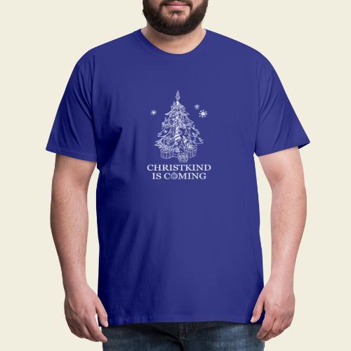 Christkind neu weiss - Männer Premium T-Shirt