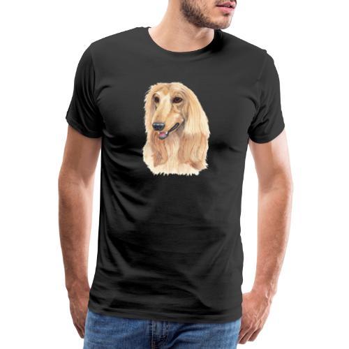 afghanskMynde- A - Herre premium T-shirt