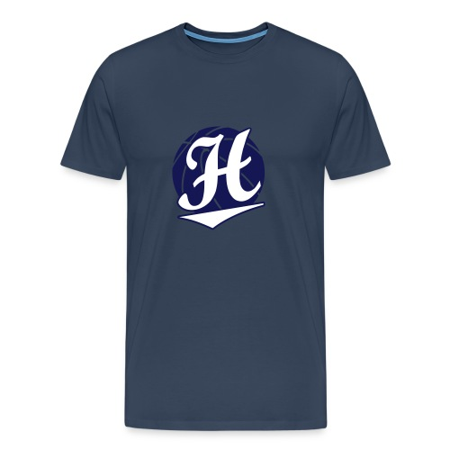 H Logo - Männer Premium T-Shirt