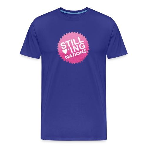 aaaaaaa png - Männer Premium T-Shirt