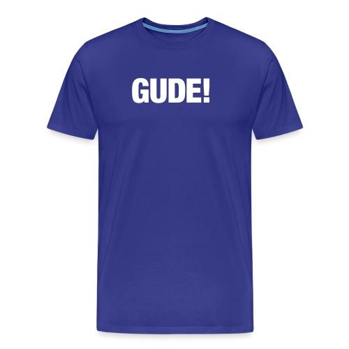 gude klassik - Männer Premium T-Shirt