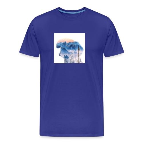 Süsser Hund - Männer Premium T-Shirt