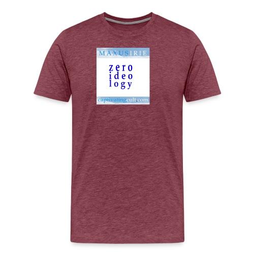 zero idology - Men's Premium T-Shirt