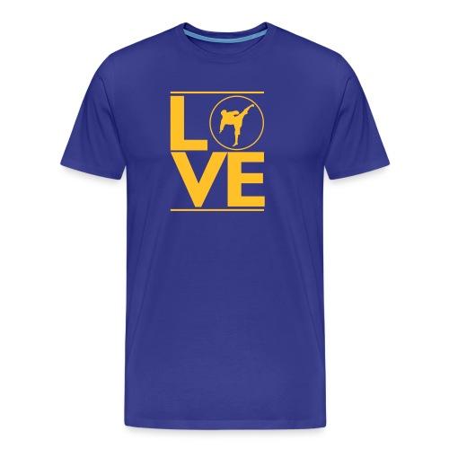 Love karate - T-shirt Premium Homme