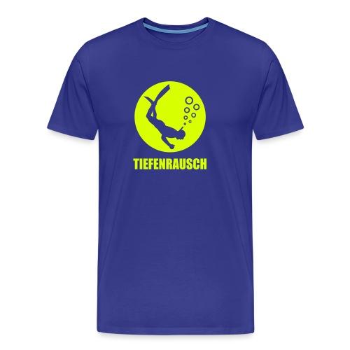 tiefenrausch - Männer Premium T-Shirt