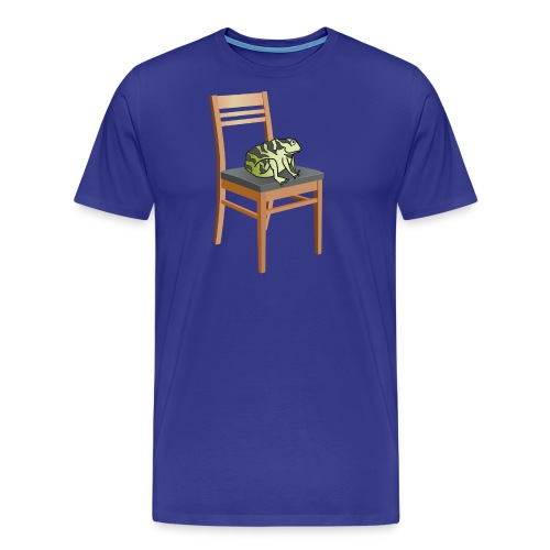 Paddenstoel - Mannen Premium T-shirt