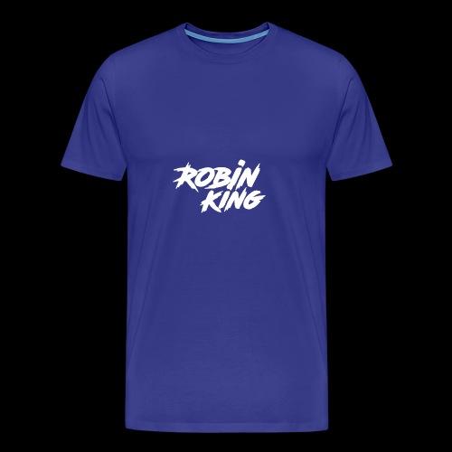 ROBIN KING - Premium-T-shirt herr